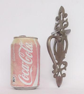 Vintage Chromed Brass Handle/knob 6
