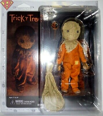 """SAM Trick 'r Treat Movie 8"""" inch Scale 5"""" inch Clothed Action Figure Neca 2019 2"""