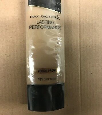 Max factor Lasting performance Foundation/ sealed/35 ml  (Choose Your shade ) 2