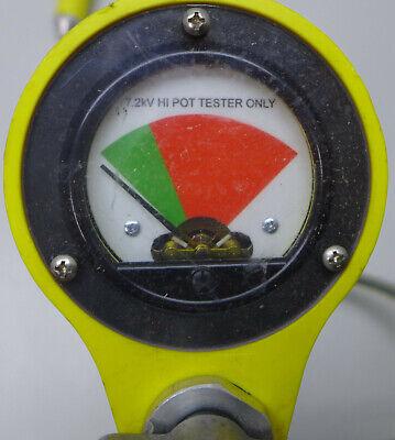Bierer Hi-Pot Meter Probe Set 7.2KV 6