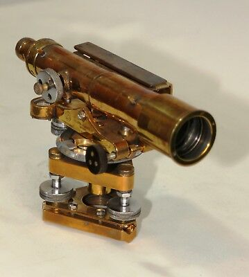 Vintage Hilger And Watts Watts Antique Level 4