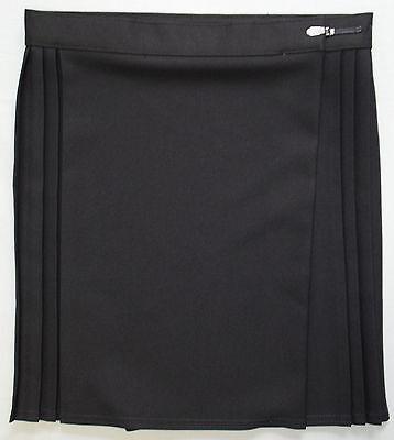 "Girls/Ladies NAVY School Gym Kilt/Skirt W30"" 14-18 yrs by CARTA SPORTS - NEW! 3"