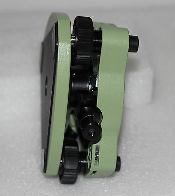 High Precision Tribrach with optical Pummet for Leica TOTAL STATION SURVEYING
