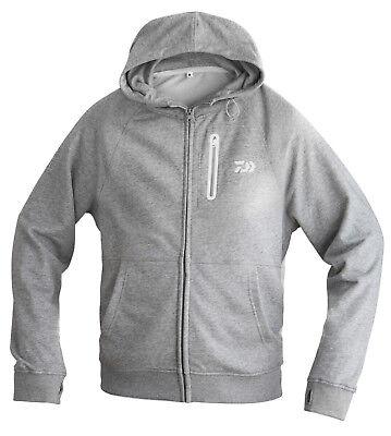 Daiwa Parka DE-8107J Pullover Größe XXL Kapuzenpullover Parkapulli Zip Hoodie