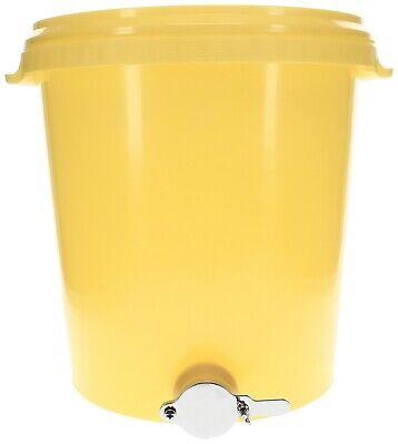 Honigabfüller 35l bzw Imker Abfülleimer Bienen Schleudern Quetschhahn 40kg