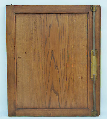 French Antique Carved Oak Wood Architectural Door Panel Gothic Chimeras Griffin 6