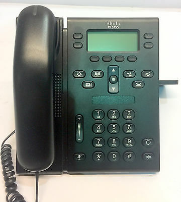 *Brand New* Cisco CP-7921G-W-K9 Unified Wireless IP Phone 6MthWty TaxInv