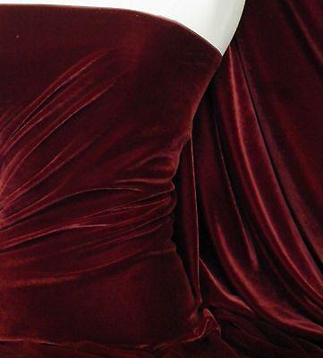 Micro Velvet Velour Fabric Luxuriously Soft Velvet Material MVEL22