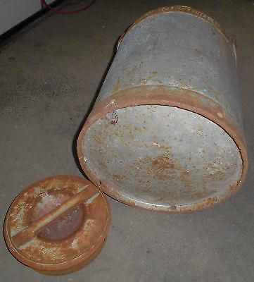 milch kanne milchkanne  BMV rottweil alt behälter top garten  deko zum bemalen 11