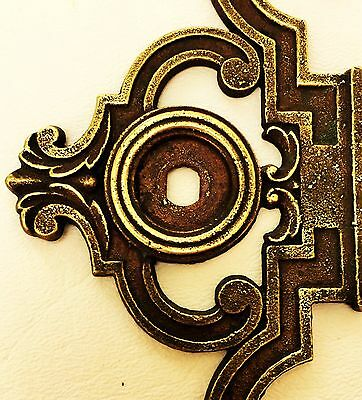 Mid Century Modern French Provincial hardware antique drawer pull Cabinet Knob 3