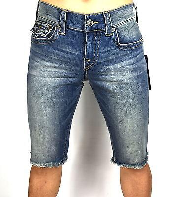 147ca37e4 ... True Religion Brand Jeans Men s Ricky White Pine Straight Shorts -  MC087AAD 4