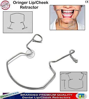 Oral Surgery Retractors Kit for Dentists Dental Clinics Periosteal Elevators Set 3