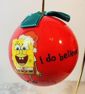 Spongebob Ornament Res Airated Spongebob Licensed