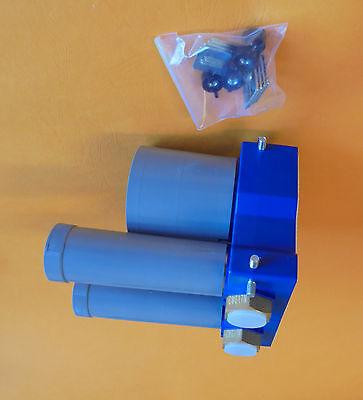 Montageblock Wasseruhr Wasserzähler Elster-Koax rotguss # 9371011