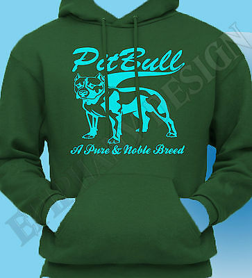 Mens Funny Hoodie Hindu Tattoo Tribal Dog Pet Pit bull Pitbull Mandala Art