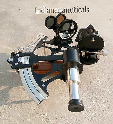 Antique Sextant~Astronomical Ship Instrument~Navegational Sextant~Marine Gifts 3