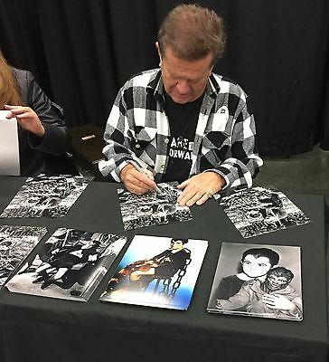 Butch Patrick Eddie Munster The Munsters Autographed 8X10 Photo #1 2