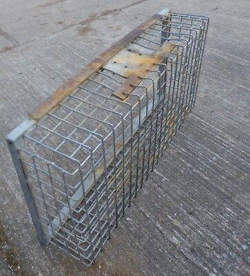 alter Korb für Aufbewahrung Anhänger Kiste ca 20 kg schwer LOFT 🌼 HANDWAGEN 🌼 4