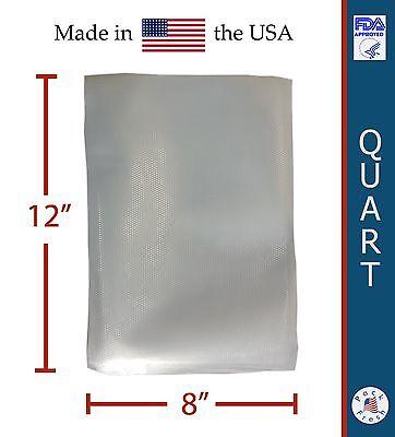 3 Of 6 Packfreshusa Vacuum Sealer Bags Food Money Saver Pint Quart Gallon Bulk