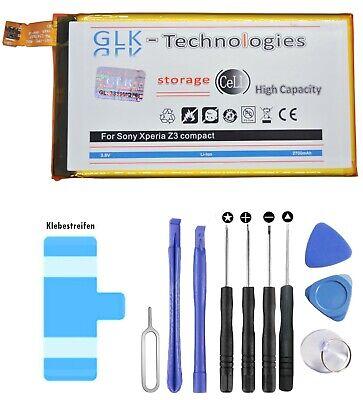 GLK-Technologies Akku für Sony Xperia Z3 Compact AKKU D5803 D5833 LIS1561ERPC FF 2