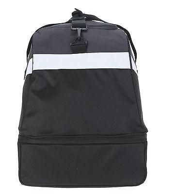36c892cd8826f 7 von 12 Sporttasche SPEAR BIG XXL 70 L Tasche Reisetasche Fußballtasche  SCHWARZ +flasche