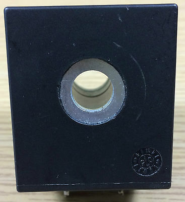 L340 12Volt 13 Watt Aufnahme Ø14mm Sirai Magnetventilspule Spule Z134A z.B f
