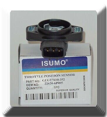 22620-6P005 THROTTLE POSITION Sensor (TPS) Fits: Infiniti Q45 Nissan Altima
