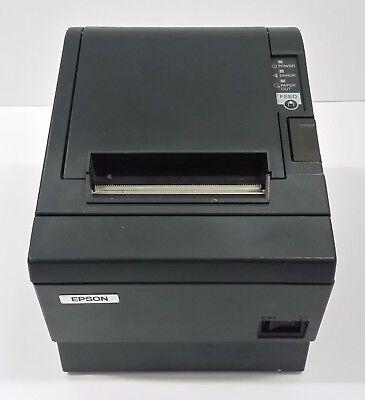 Epson TM-T88III M129C POS Thermal Receipt USB Label Printer Power Supply 880C