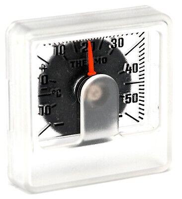 HR Art 4666 justierbar Bimetall Fahrenheit Thermometer Reliefskala RICHTER