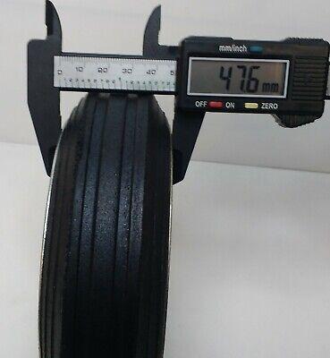 Steel Wheel For Small Telescopic Jockey Wheel 160Mm Genuine Maypole Mp429 7