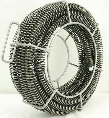 """7/8"""" Cable fits RIDGID K60 C10 45' Sectional Pipe Drain Cleaning Cable & Carrier 4"""