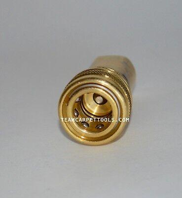 Foster Femme Raccord Rapide Déconnecte (Qd ) 0.6cm Ss de Ventilation Tapis 3