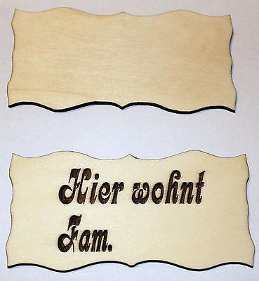 Turschild Aus Holz Holzschild Schilder Deko Ture Wohnen Basteln