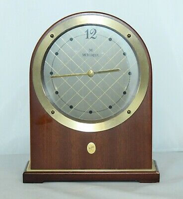 Vintage JUNGHANS Quartz Montreux Reese's Hershey Clock - Made In Germany 5