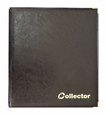 Black Coin Album 300 Coins Mix Sizes Book Folder Big Capacity Pages Collector 2