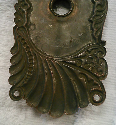 Backplate/vintage Brass/bronze 5