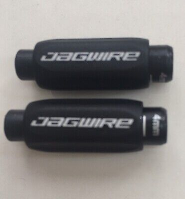 NEW JAGWIRE INLINE 4MM CABLE ADJUSTER PAIR dura ace ultegra cycling