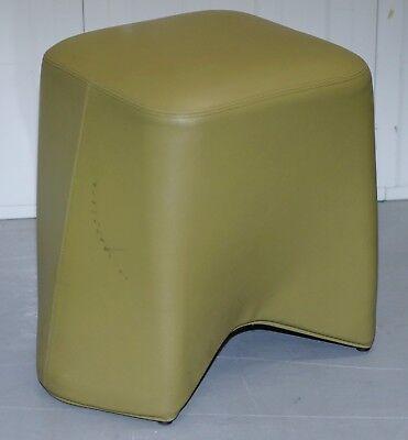 Six Cool Rrp £5280 Boss Design Hoot Leather Stools Modular Contemporary Design 6 4
