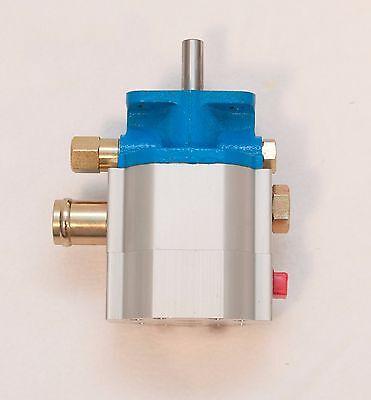 11 GPM Hydraulic Log Splitter Pump, 2 Stage Hi Lo Gear Pump, Logsplitter, NEW 7