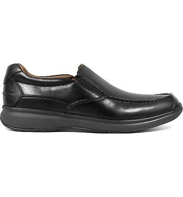 Florsheim GREAT LAKES SLP Mens Black 13320-001 MEDIUM and WIDE Slip On Shoes 2