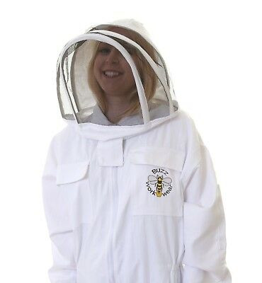 [UK] Buzz Work Wear Replacement Fencing Veil for Beekeeping Suits