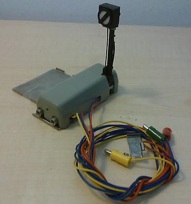 Märklin H0 7042 Signal Gleissperrsignal mit Beleuchtung getestet erstkl in OVP