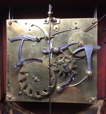 Large Late 18th Century Swiss/South German 1/4 Repeater Quarter Bracket Clock 3