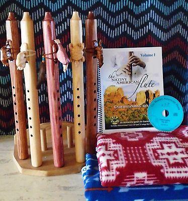 AUTHENTIC Native American Flutes-Jonah Thompson- A MINOR 5