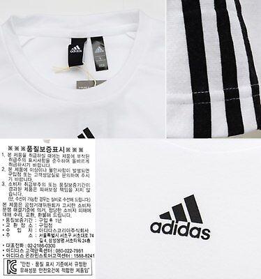 Adidas Men ID Stadium 3S Shirts S//S Soccer Jersey Black GYM Tee Top Shirt CY9888