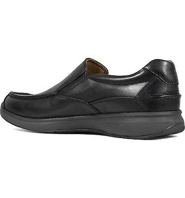 Florsheim GREAT LAKES SLP Mens Black 13320-001 MEDIUM and WIDE Slip On Shoes 7