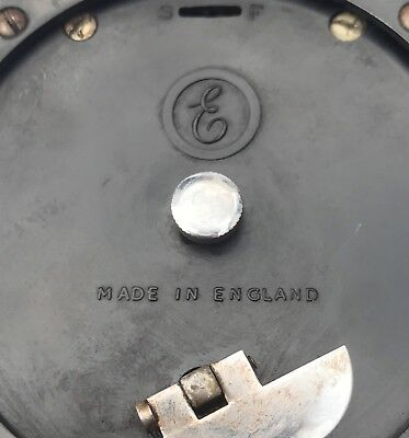 ELLIOTT LONDON Walnut Bracket Mantel Clock GARRARD & CO  112 REGENT ST LONDON 11