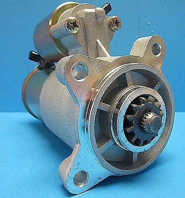 Starter Motor Replaces Ford Motorcraft OEM # SA979RM Expedited 1.4KW 2