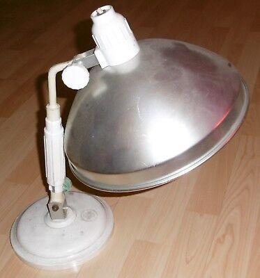bauhaus design arzt schreibtisch tisch lampe wärme alt junolux top deko strahler 2