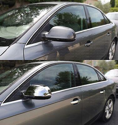 RENAULT KOLEOS 2008 CHROME MIRROR COVERS CAPS SPIEGELKAPPEN NEW DCi 4x2 X45 SUV